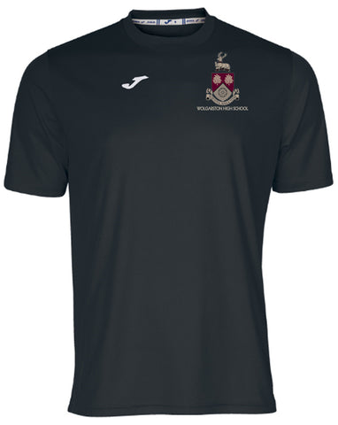 WHS GCSE/PE Essential Black Shirt