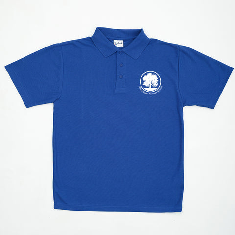 Short Wood Royal polo shirt