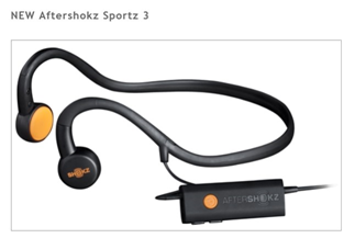 Aftershokz Sportz 3 Headphones