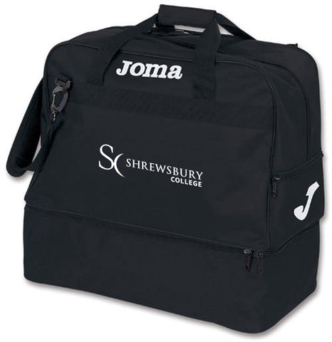SCAT Sports Black Student Holdall