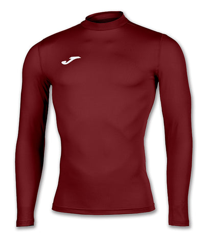 ECJFC burgundy baselayer