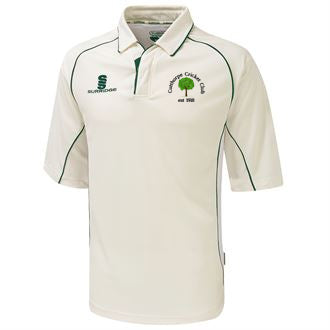 Junior Cutthorpe Cricket Club Surridge Polo.