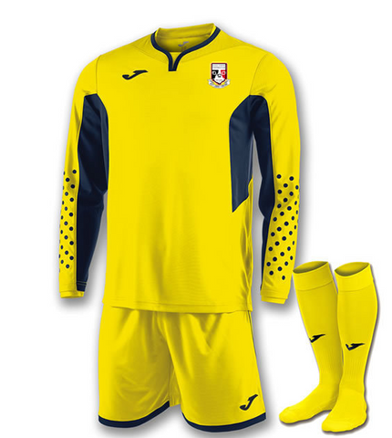 Black Country Football Club Keeper Kit