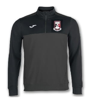 Black Country Football Club Adult 1/4 Zip Top