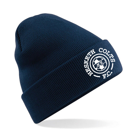 Hesketh Colts Navy Beanie
