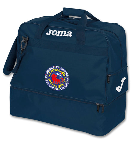 JS Juniors Navy Holdall