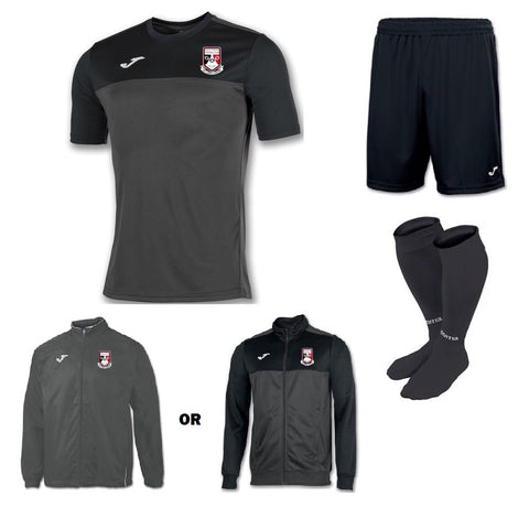 Black Country Football Club Youth Training Kit