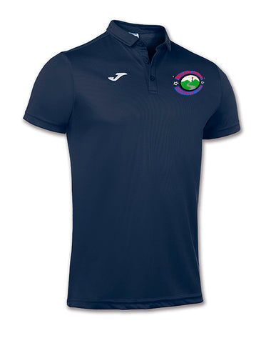 Wrekin Juniors FC polo shirt