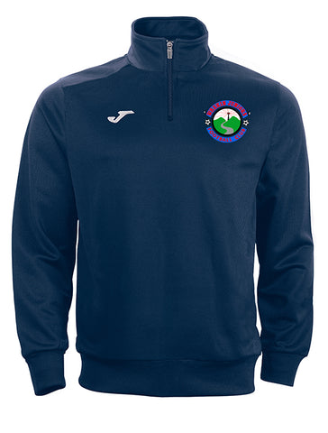 Wrekin Juniors FC quarter zip