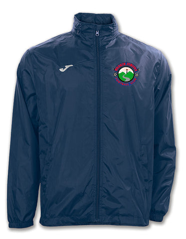 Wrekin Juniors FC rain jacket