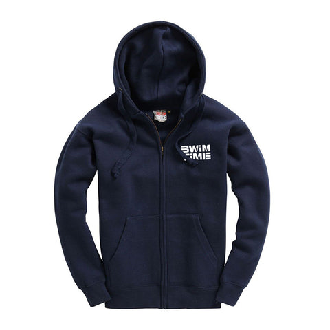 Swimtime Adult Zipped Hoodie