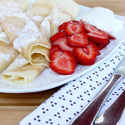 4 Piece Crepe Spreaders Set