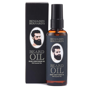 Beard Conditioning Oil 100ml