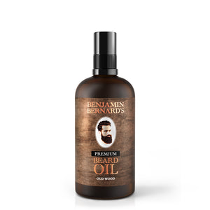 Premium Beard Oil - Oud Wood