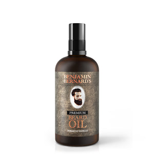 Premium Beard Oil - Tobacco Vanille