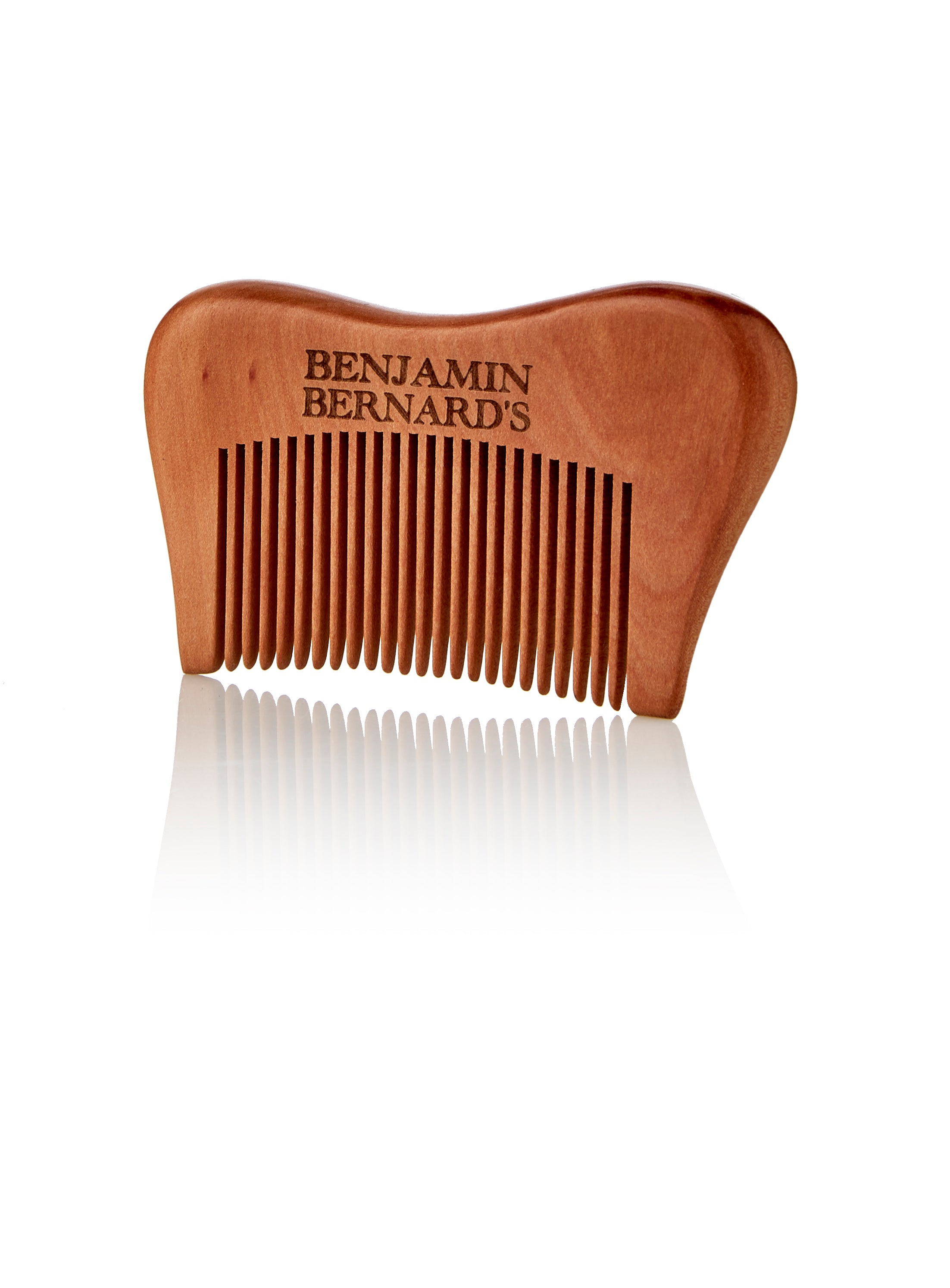 Embossed Beard Comb