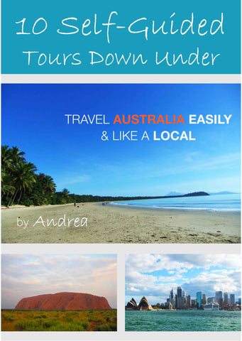 10 Self Guided Tours Down Under