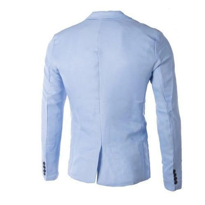 NinjApparel - Osaka Blazer Light Blue