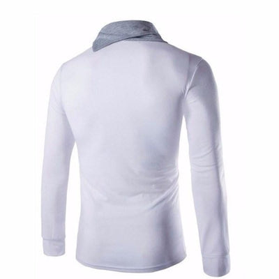 NinjApparel - The Elite Ninja - White - Back