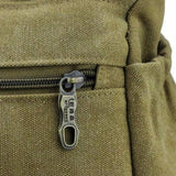 NinjApparel - The Venture - Zipper