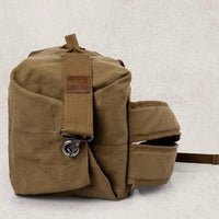 NinjApparel - Traveller Backpack  - Khaki