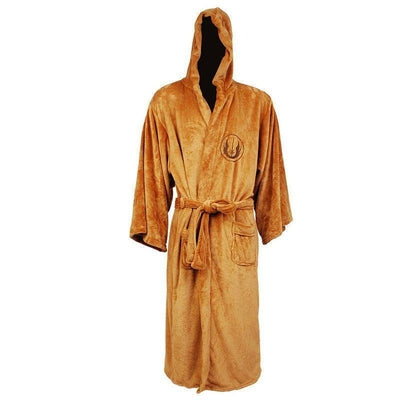 NinjApparel - The Jedi Council Robe - Variance-  Orange - Front