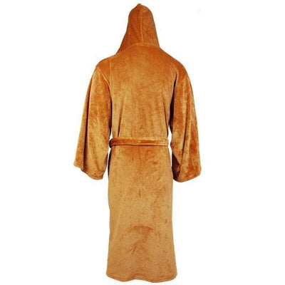 NinjApparel - The Jedi Council Robe - Variance-  Orange - Back