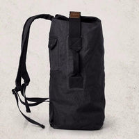 NinjApparel - Traveller Backpack - Black - Front