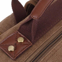 NinjApparel - Vintage Backpack -  Handle Detail