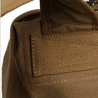 NinjApparel - Traveller Backpack  - Stiching