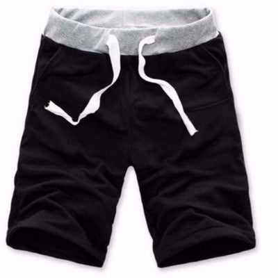 NinjaApparel - In & Out Shorts - Black - Front