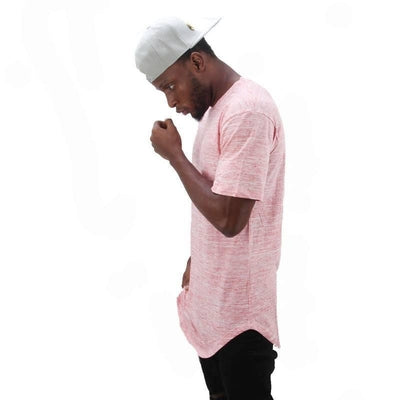 Summer Assassin Tee - NinjApparel - Pink Side View