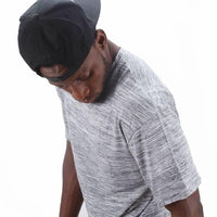 Summer Assassin Tee - NinjApparel - Grey Top View