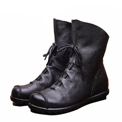 Empress NinjA Boots - NinjApparel - Black View 1