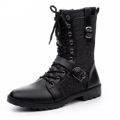 Warrior Ankle Boots