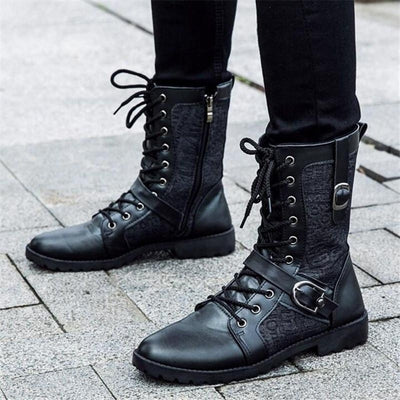 Warrior Ankle Boots 1