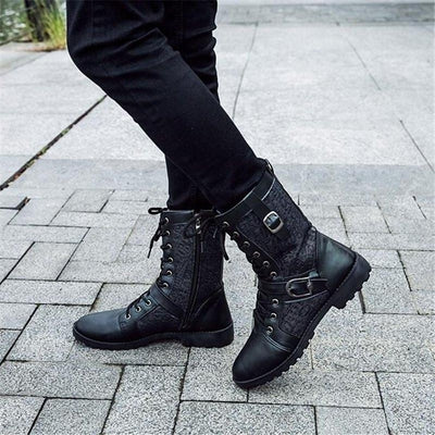 Warrior Ankle Boots 2