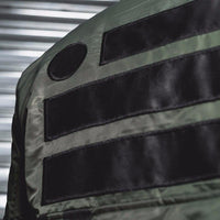 The Renegade Paratrooper - Green Back  1