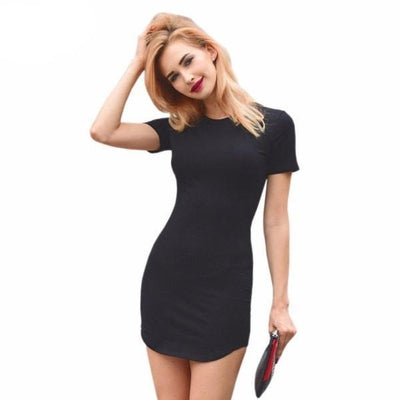 Black Widow Dress 1
