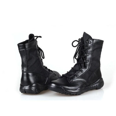 High Top Blade Boots -NinjApparel -