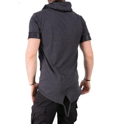 Assassin Zip Tee