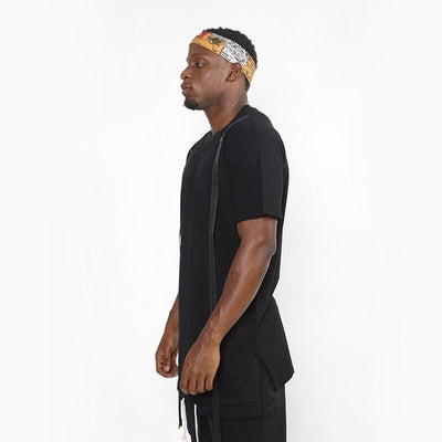 Suspender Tee - NinjApparel - Side View 1