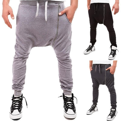 Side Zip Ninja Joggers - NinjApparel - View 1
