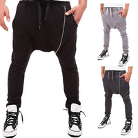 Side Zip Ninja Joggers - NinjApparel - View 2