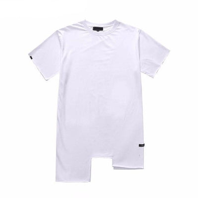 Hollow NinjA Tee - NinjApparel - White Front View 2