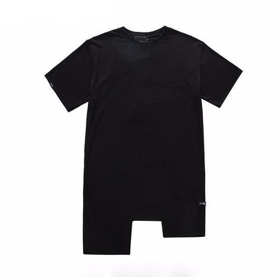 Hollow NinjA Tee - NinjApparel - Black Front View