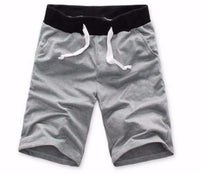 NinjaApparel - In & Out Shorts - Grey - Front