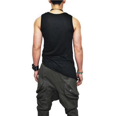 Cryptic Vest - NinjApparel - Black Back