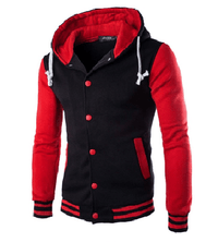 NinjApparel - Alpha Hoodie - Red Front