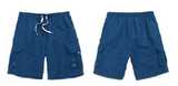 NinjApparel - Bermuda Shorts - Blue